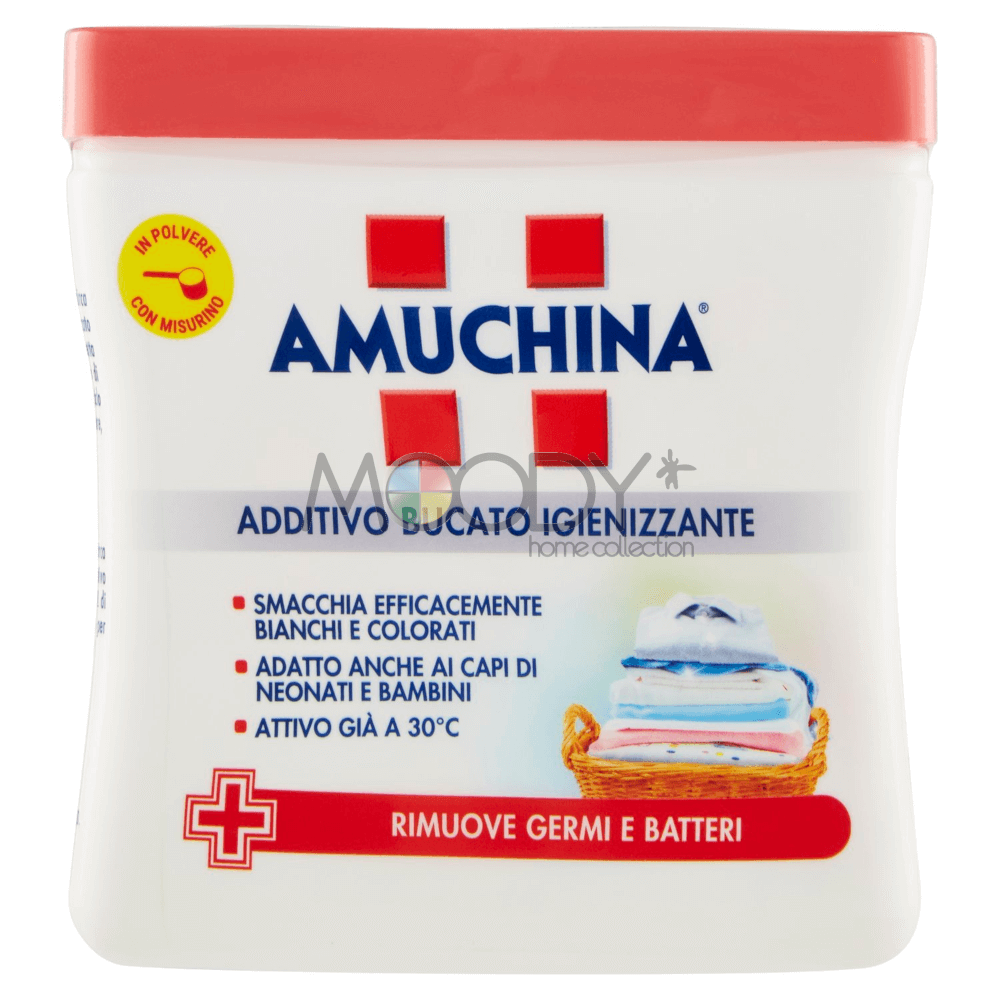 AMUCHINA ADDITIVO POLVERE 500GR