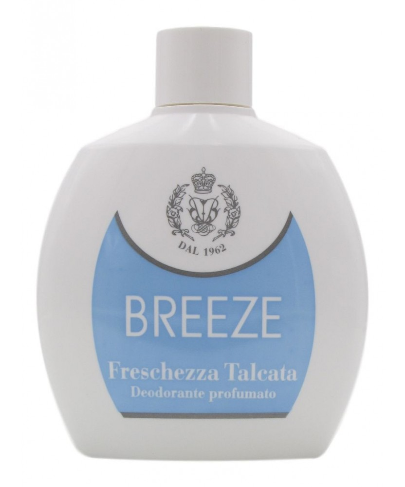 BREEZE DEO SQUEEZE 100 TALCO