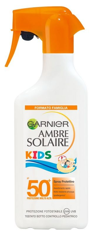 AMBRE SOLAIRE SPRAY  SPF50 KIDS