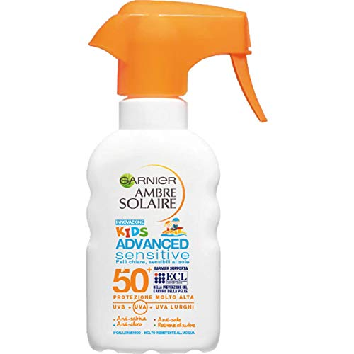 AMBRE SOLAIRE  SPF50 SPRAY KIDS