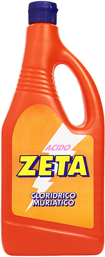 ACIDO ZETA 750 ML WC