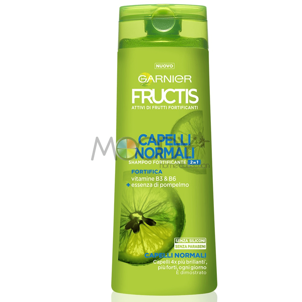 FRUCTIS SHAMPOO 250ML NORMALE