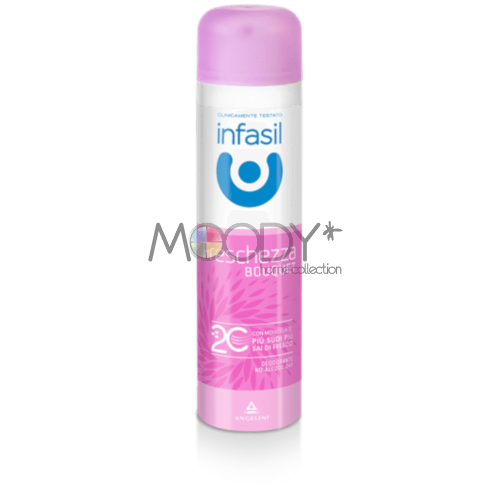 INFASIL DEO SPRAY 150ML FLOREALE