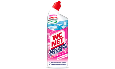 WC NET 700ML CANDEGGINA GEL FLOWER