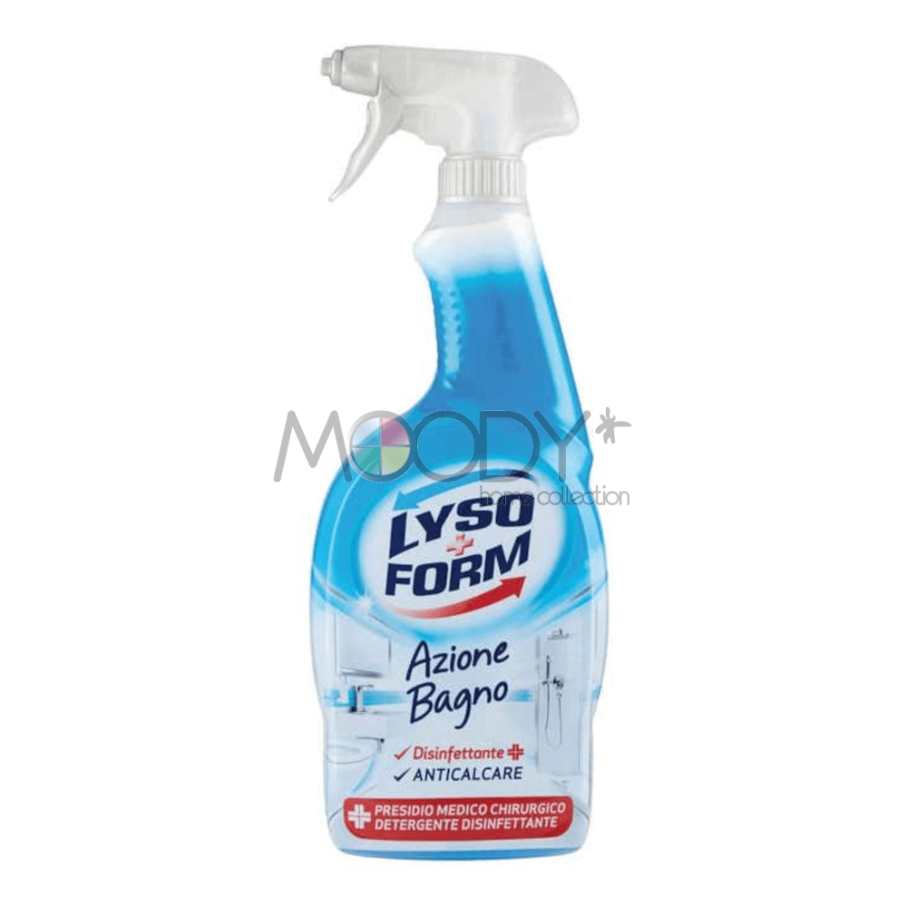 LYSOFORM SPRAY BAGNO 750ML ANTICALC.