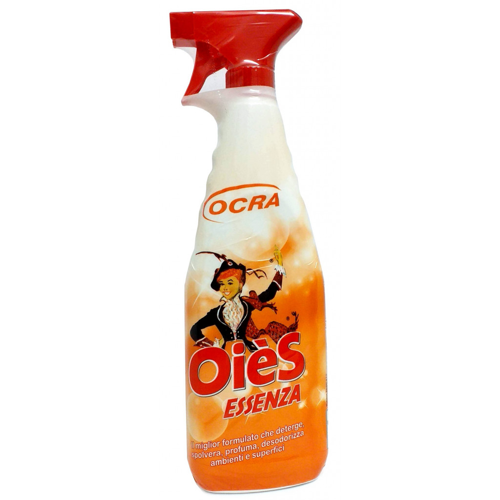 OLE SPRAY 750ML ESSENZA OCRA/ECRU