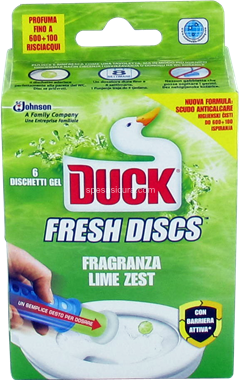 DUCK FRESH DISCS PROFUMAZIONI  ASS.