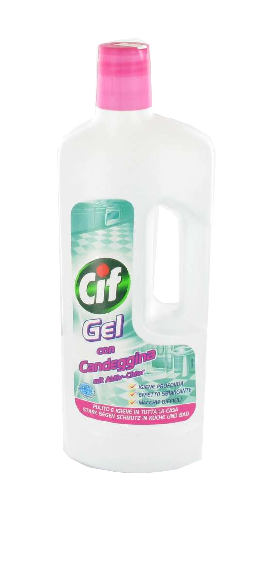 CIF GEL CANDEGGINA 750 ML