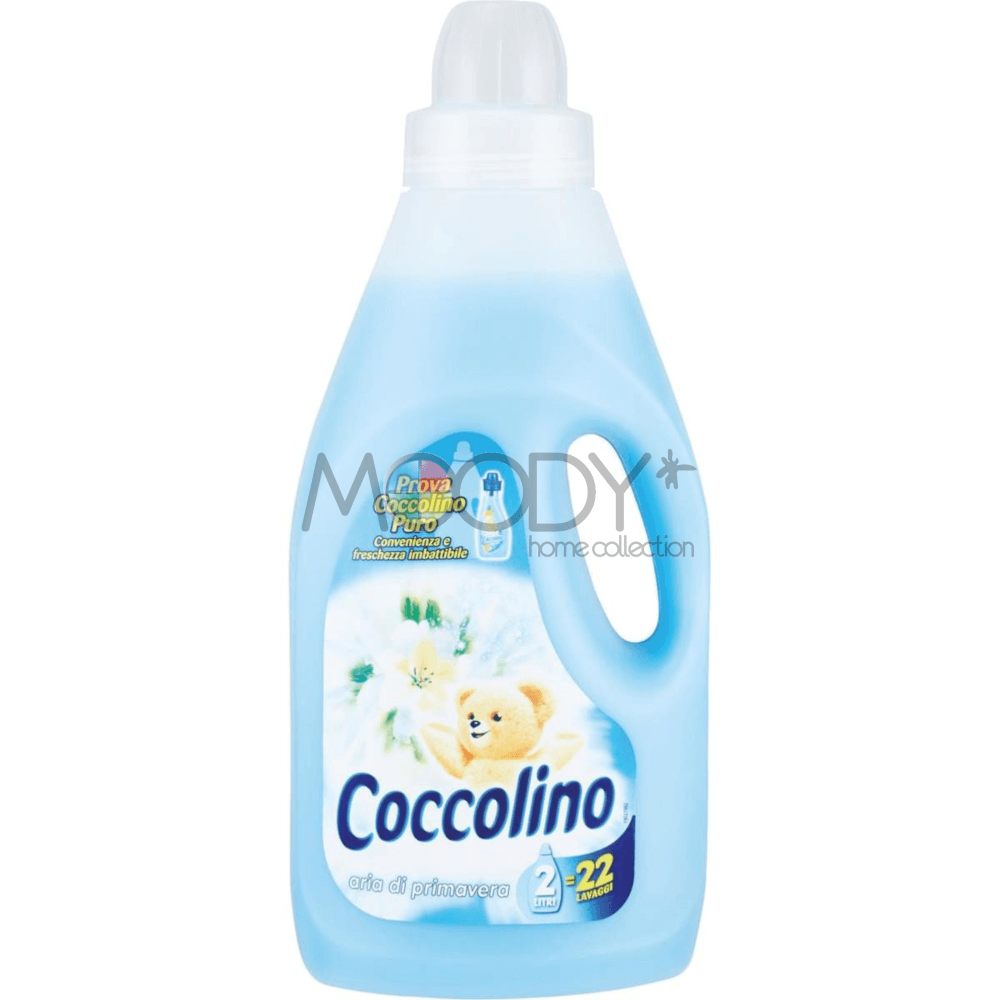 COCCOLINO AMMORBIDENTE 2 LT BLU