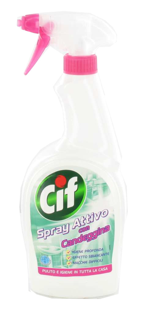 CIF SPRAY CANDEGGINA 750 ML