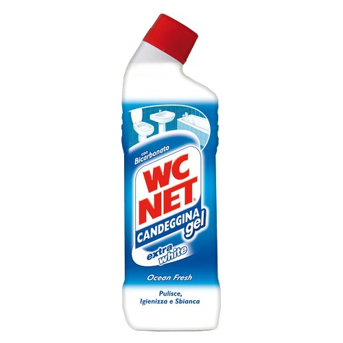 WC NET 700 CANDEG.GEL WHITE