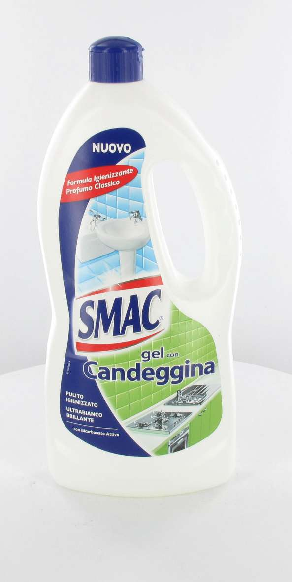 SMAC GEL CANDEGGINA 850ML