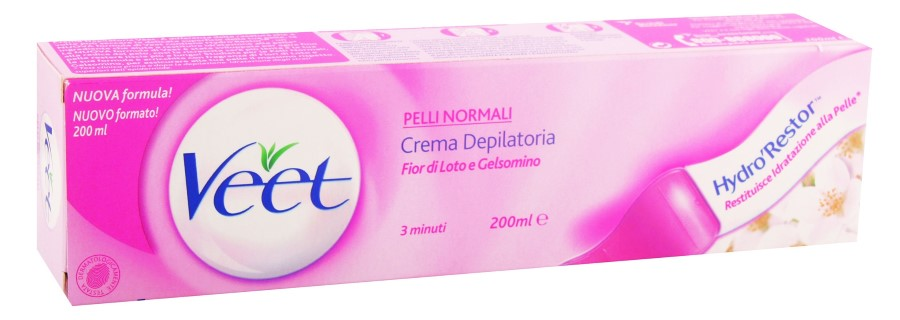 VEET CREMA DEPILATORIA 200ML NORMALE
