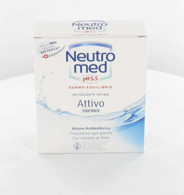 NEUTROMED INTIMO 200 ML FOR MEN