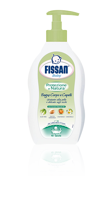 FISSAN BABY BAGNO PROT.NATURA 400ML