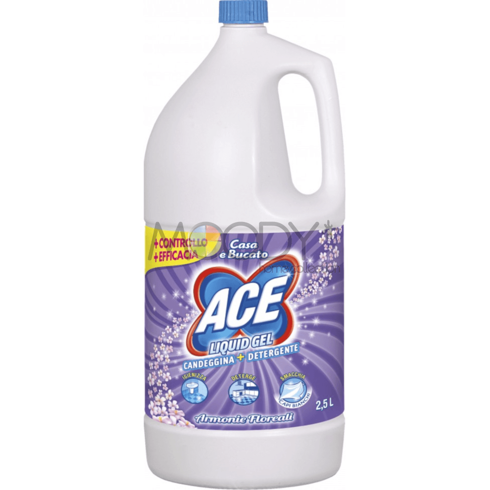 ACE CANDEGGINA 2500ML GEL ARMONIE