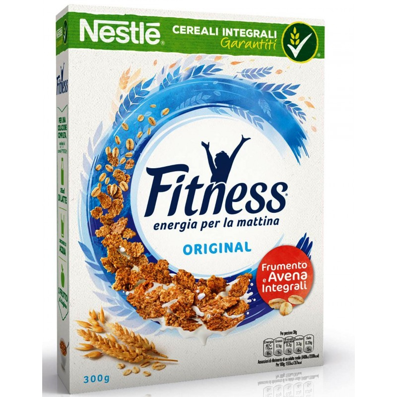 FITNESS CEREAL 300GR CLASSIC