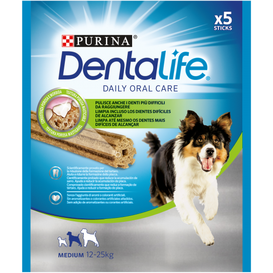 DENTALIFE DOG MEDIUM 115GR