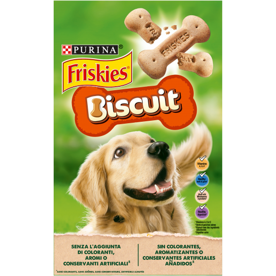 FRISKIES DOG BISCOTTI 650GR