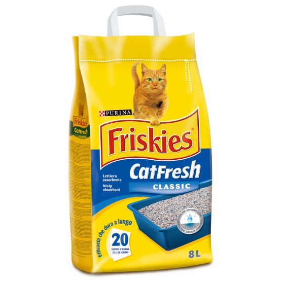 FRISKIES CAT LETTIERA FRESH 5KG