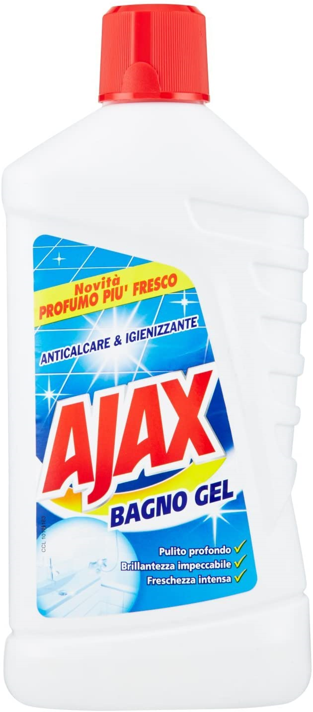 AJAX GEL BAGNO 1000 ML