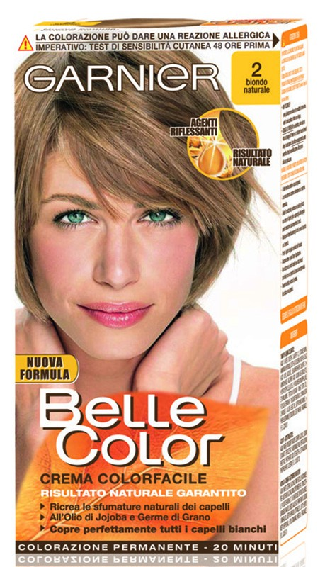 GARNIER B.COLOR 2 BIONDO NATURALE