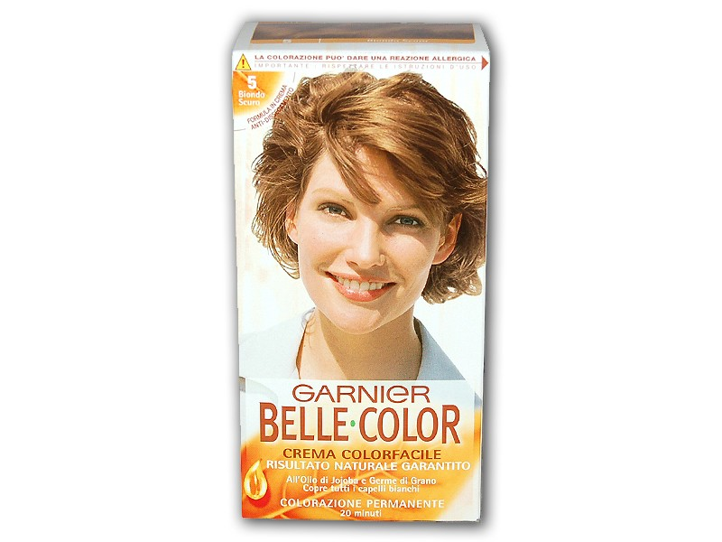 GARNIER B.COLOR 5 BIONDO SCURO