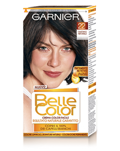 GARNIER B.COLOR 22 CASTANO NATURALE
