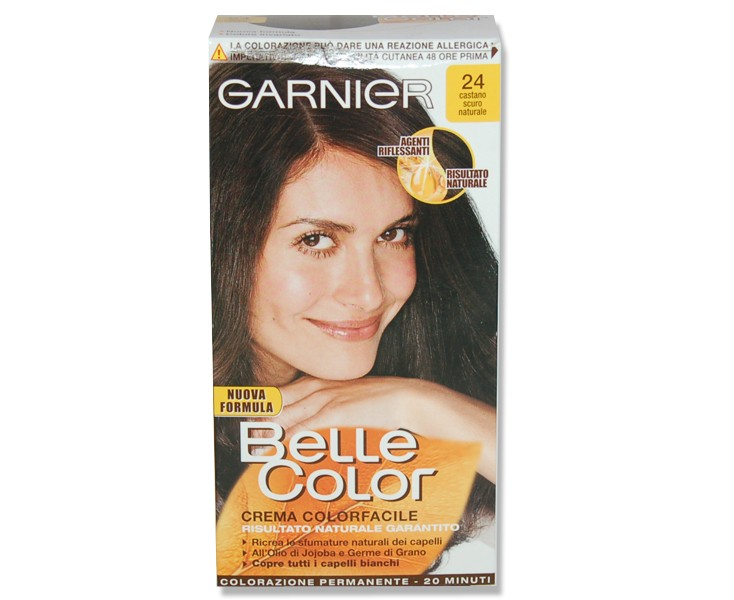 GARNIER B.COLOR 24 CASTANO SCURO