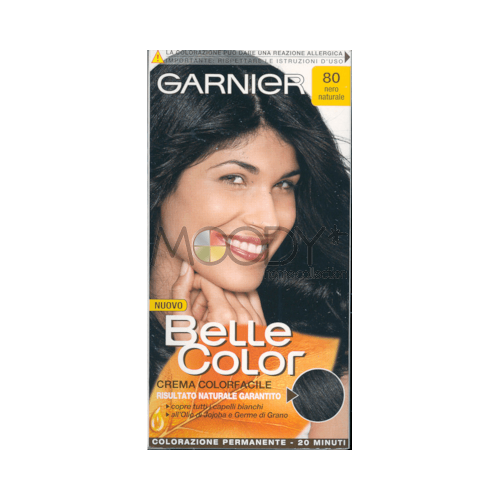 GARNIER B.COLOR 80 NERO NATURALE
